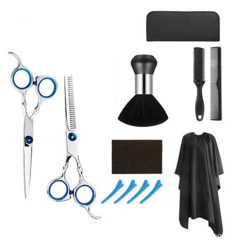 sharonds hair salon dedicated 5 5 inch hair scissors personalized diamond hair styling tool stainless steel hairdressing scissor 12 Pcs Hair Scissors Cutting Thinning Hairdressing Shears Professional Salon Barber Scissor Stainless Steel Hair Cutting Styling