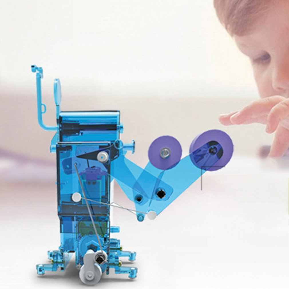 Self-Loading Electric Robot Children Assembling Boxing Robot Model Toy Children'S Toy Educational Toys