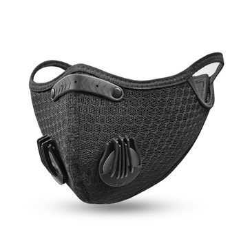 Sports Mask Face Mask Dust-proof PM 2.5 Protective mask Washable Reusable Activated With Filter Carbon Mask Unisex Riding Mask
