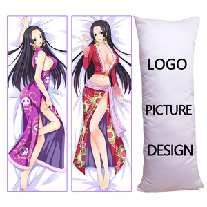 Japanese Anime Re:One Piece male Hugging Body Pillow Case Customized Cushion Cover Pillowcase Adult Dakimakura Gift for Otaku(China)