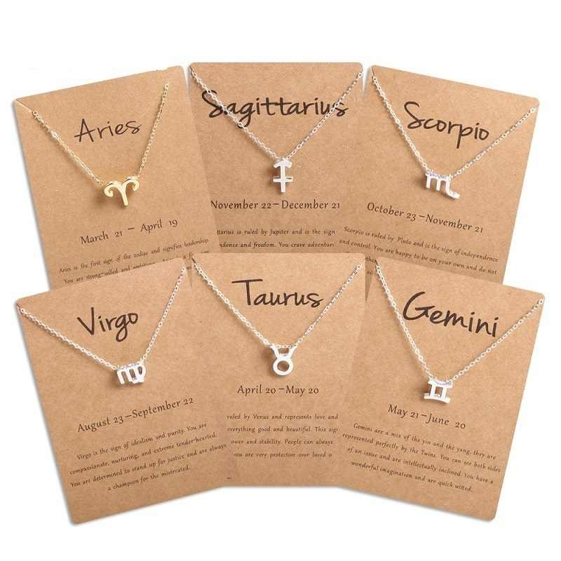 Leo Sign For Me Zodiac Silver//Gold Horoscope Charms Round//Square Pendant