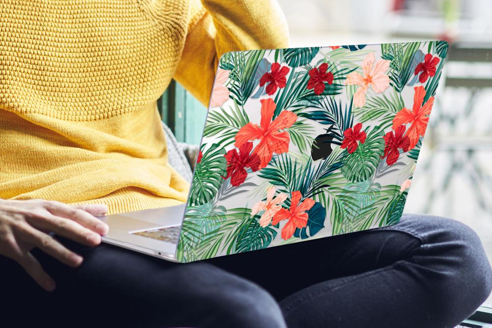 Floral Case for MacBook 168