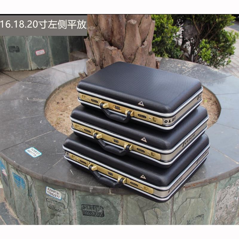 aukštos kokybės aliumininis įrankių dėklas, lagaminas, įrankių - Įrankių laikymas - Nuotrauka 2