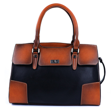 2019 New Vintage Women Genuine Leather Handbags Luxury Brand Bags Famous Brands Large Capacity Shoulder Bag