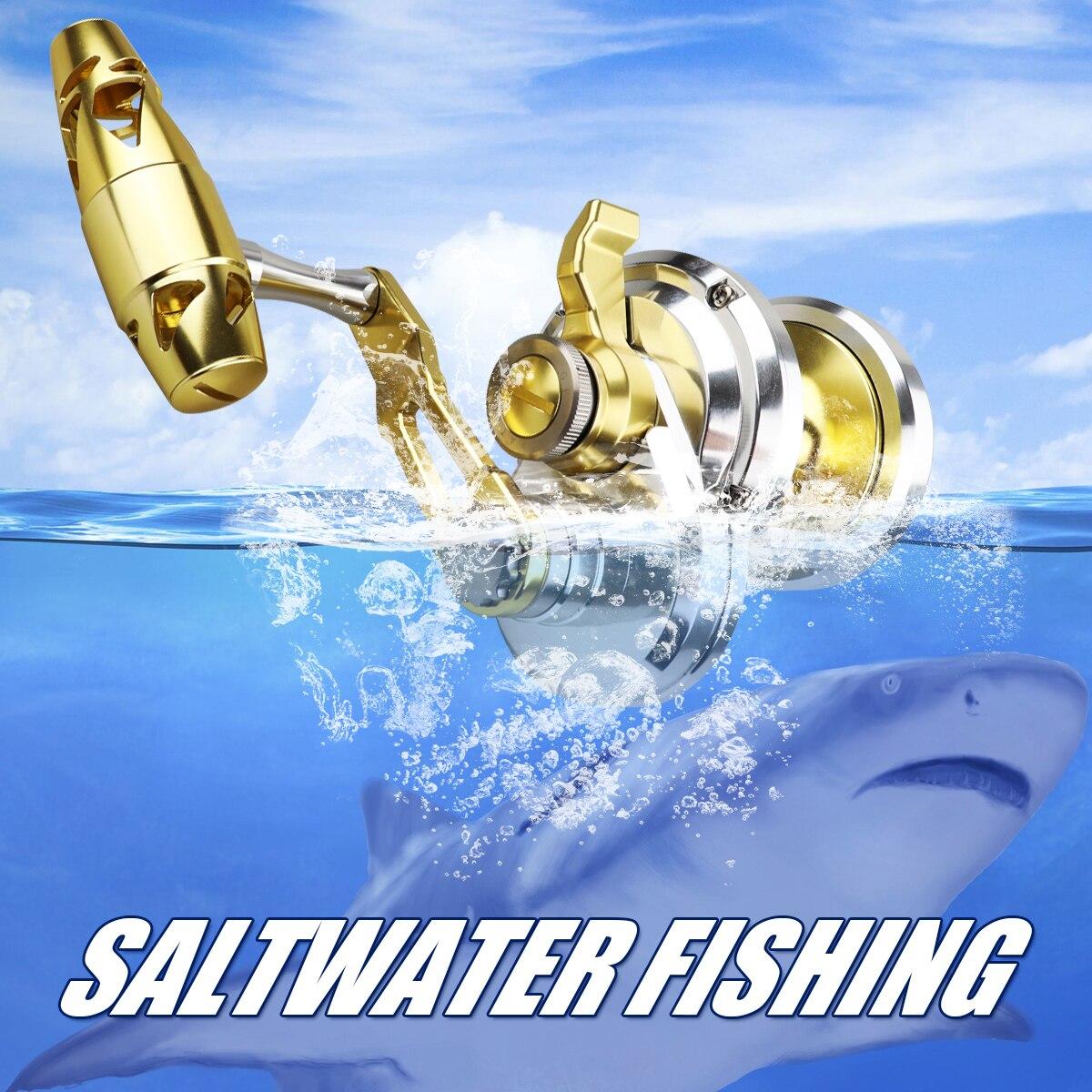 em agua salgada carretel jigging nmb japao rolamento importado 04