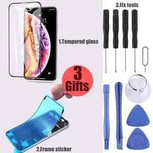 Image 5 - Bsuit Original OLED avec remplacement décran de tonalité vraie pour le joint dassemblage daffichage de numériseur daffichage à cristaux liquides de XR Max diphone X XS