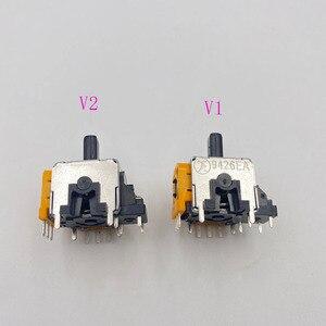 Image 5 - 10 pçs amarelo original 3d joystick eixo modulo sensore analogico para playstation 4 ps4 controlador