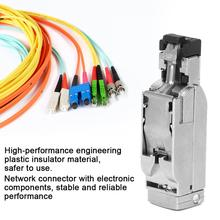 цена на Network Cable Connector Industrial 6GK1901-1BB10-2AA0 Metal Ethernet Connector Plug Network Cable Connector RJ45 Connector