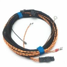MQB 레인 어시스트 유지 시스템 ACC 어댑티브 크루즈 연결 핀이있는 케이블 배선 하네스 7 MK7 Passat B8 Tiguan A3