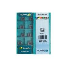 SPMG07T308 DG TT9030 100% الأصلي تايجوتيك كربيد إدراج مع أفضل جودة 10 قطعة/الوحدة شحن مجاني