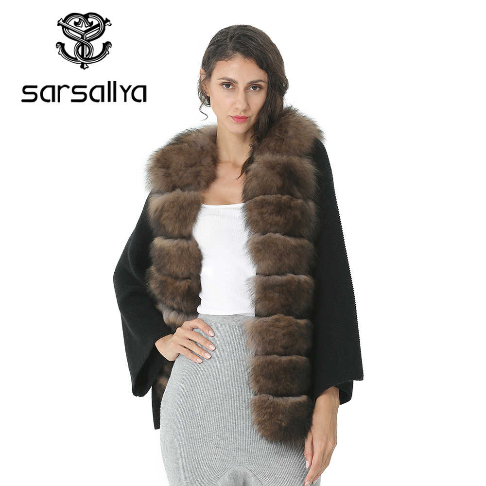 Suéter tejido para mujer cárdigan de punto suéteres mujer punto abierto Piel de invierno ropa Casual mujer sólido manga larga 2019 nueva venta