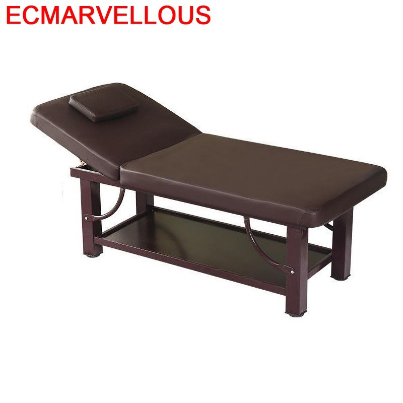 Tafel Masaj Koltugu Lettino Massaggio Beauty Furniture Cama Mueble Salon Chair Camilla Masaje Plegable Folding Massage Bed