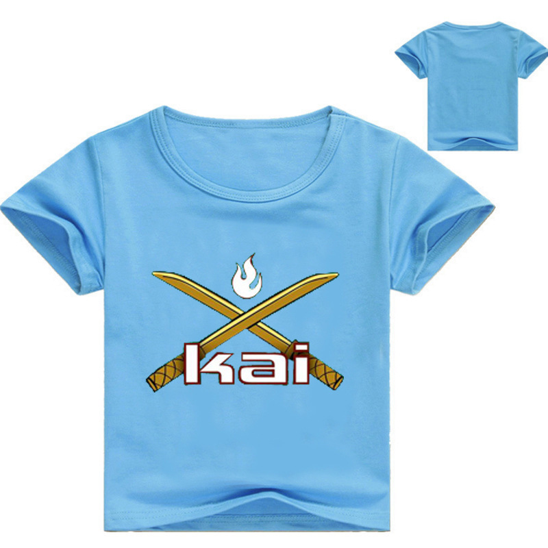 Top High quality Age 2-13 Years Boy/'s Yellow T-Shirt