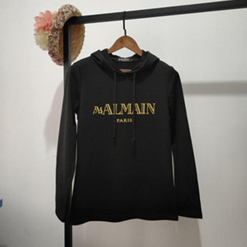 Camiseta con estampado de letras para mujer, Tops con bordado de marca de alta calidad, camisetas informales a la moda para mujer 2021