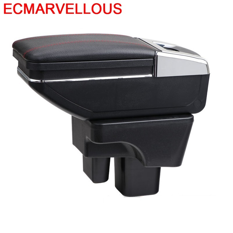 Parts Arm Rest Car styling Car Modification protector Decorative Styling Decoration Armrest Box 16 17 18 FOR Chevrolet Lova in Armrests from Automobiles Motorcycles