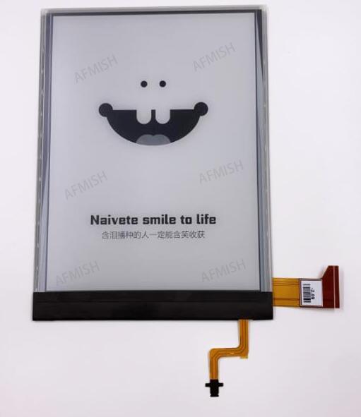 Новинка 100%, ЖК-экран eink для pocketbook 616 PB616 с подсветкой без сенсорного управления, 1024*758, бесплатная доставка