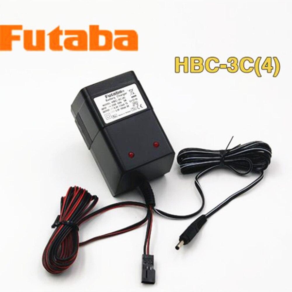 Futaba – chargeur Original pour télécommande de système Radio 16SZ/14SG/12K/10J/8J/6J/4PX/4PK/4PKS/4pksr/4PL/4PLS