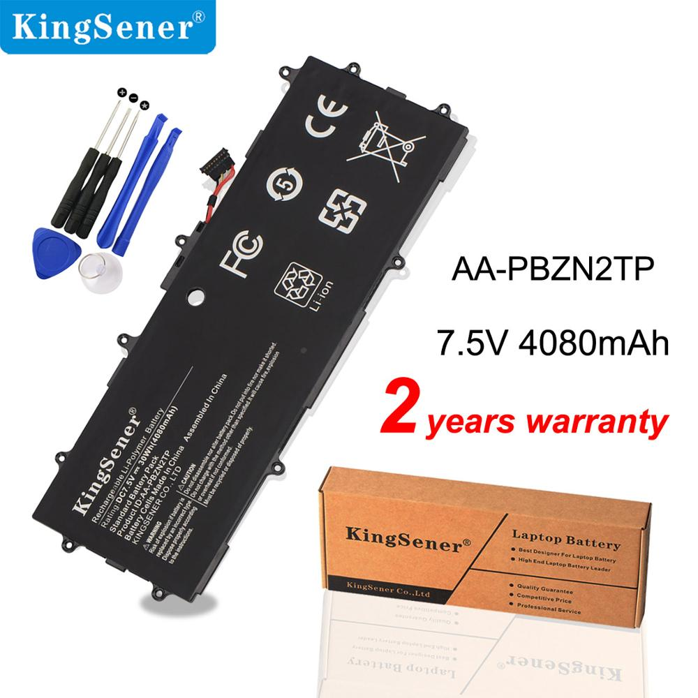 KingSener New AA-PBZN2TP Tablet Battery for Samsung Chromebook XE500T1C 905S 915S 905s3g XE303 XE303C12 NP905S3G 7.5V 4080mAh