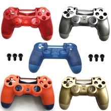 PS4 PRO Корпус оболочка Лицевая панель чехол Замена для Playstation 4 Dualshock 4 Pro 4,0 V2 Gen 2th контроллер JDM 040 JDS 030
