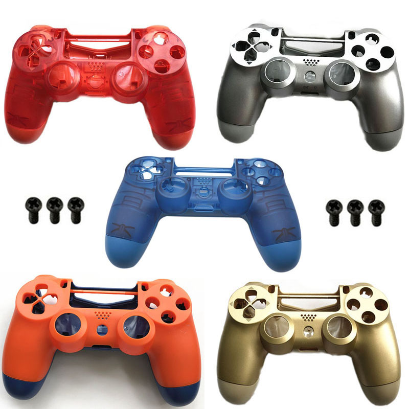 PS4 PRO Housing Shell Faceplate Case Replacement For Playstation 4 Dualshock 4 Pro 4.0 V2 Gen 2th Controller JDM 040 JDS 030