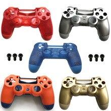 PS4 PRO konut Shell Faceplate kılıf değiştirme Playstation 4 Dualshock 4 Pro 4.0 V2 Gen 2th denetleyici JDM 040 JDS 030