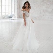 Очаровательные свадебные платья трапеции с сердечком 2021 Свадебные