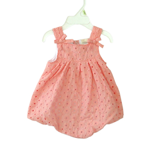 Vestidos de bebê, menina verão plissado suspensório oco sem mangas chiffon vestido de meninas roupas