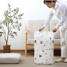 Складная сумка для хранения одежды одеяло Стёганое Одеяло Шкаф Органайзер для свитера коробка, мешочек для улучшения дома полезные инструменты Прямая поставка# R5