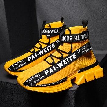 Nuovo Stile di Spessore Inferiore Runningg Scarpe per Gli Uomini Scarpe Da Ginnastica Bianche Scarpe Sportive All'aperto Uomo di Formazione Scarpe Da Jogging Scarpe Da Ginnastica Zapatillas 1