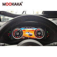 12.3'' Car LCD Dashboard Player For Jeep Wrangler 3 JK 2010 2017 Car LCD Instrument Panel Modified and Upgraded Multifunctional