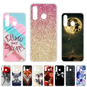 Phone Case For Doogee N20 Cases Silicon Soft TPU Cute Cat Painted Back Coque For Doogee N2 N10 X30 X20 Cover Fundas Bumper Shell(China)