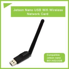 Jetson Nano USB WIFI wireless network card 2.4G WIFI antenna 150M suitable for Jetson nano B01/A02/2GB raspberry pi 4/pi 3