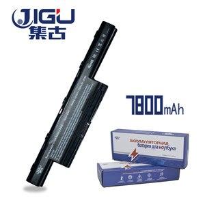 Image 2 - JIGU 7750g NUOVA Batteria Del Computer Portatile Per Acer Aspire V3 V3 471G V3 551G V3 571G V3 771G E1 E1 421 E1 431 E1 471 E1 531 E1 571 serie