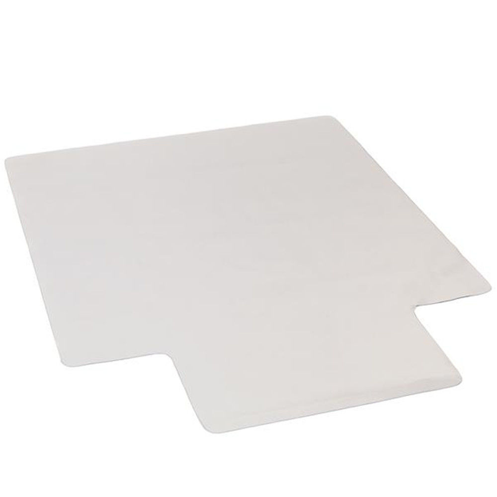 PVC Matte Home-use Protective Mat For Floor Chair Transparent Protect Mat Chair Cushion
