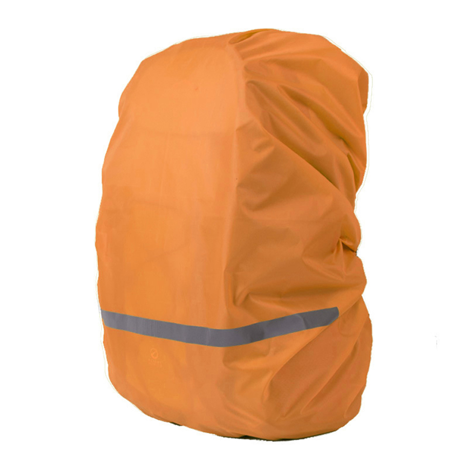 Rain Cover Backpack Outdoor Night Reflective Safety Backpack Cover Camping Hiking TravelSport Bag Waterproof Raincover 30 70L in Climbing Bags from Sports Entertainment