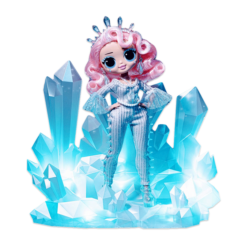 L.O.L. Surprise Crystal Star Lol Surprises Omg Swag Light Toys Hobbies For Girlfriend Children Kids Christmas Gifts Dolls