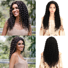 Remy Forte Lace Front Human Hair Wigs 13X4 Frontal Wig Deep Wave Short 100% Brazilian