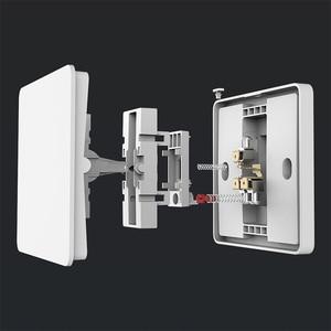 Image 5 - Mijia Yeelight Slisaon interrupteur mural ouvert double interrupteur de commande 2 Modes commutateur flexible sur interrupteur de lampe Intelligent