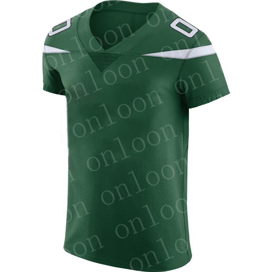 Color New 2020 Mens American Football New York Sport Fans Wear Sam Darnold Joe Namath Jamal Adams Le'veon Bell Tim Tebow Jerseys