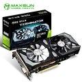 Maxsun GeForce GTX 1660 6G Grafikkarte Nvidia GDDR5 GPU Gaming Video Karte video Für PC