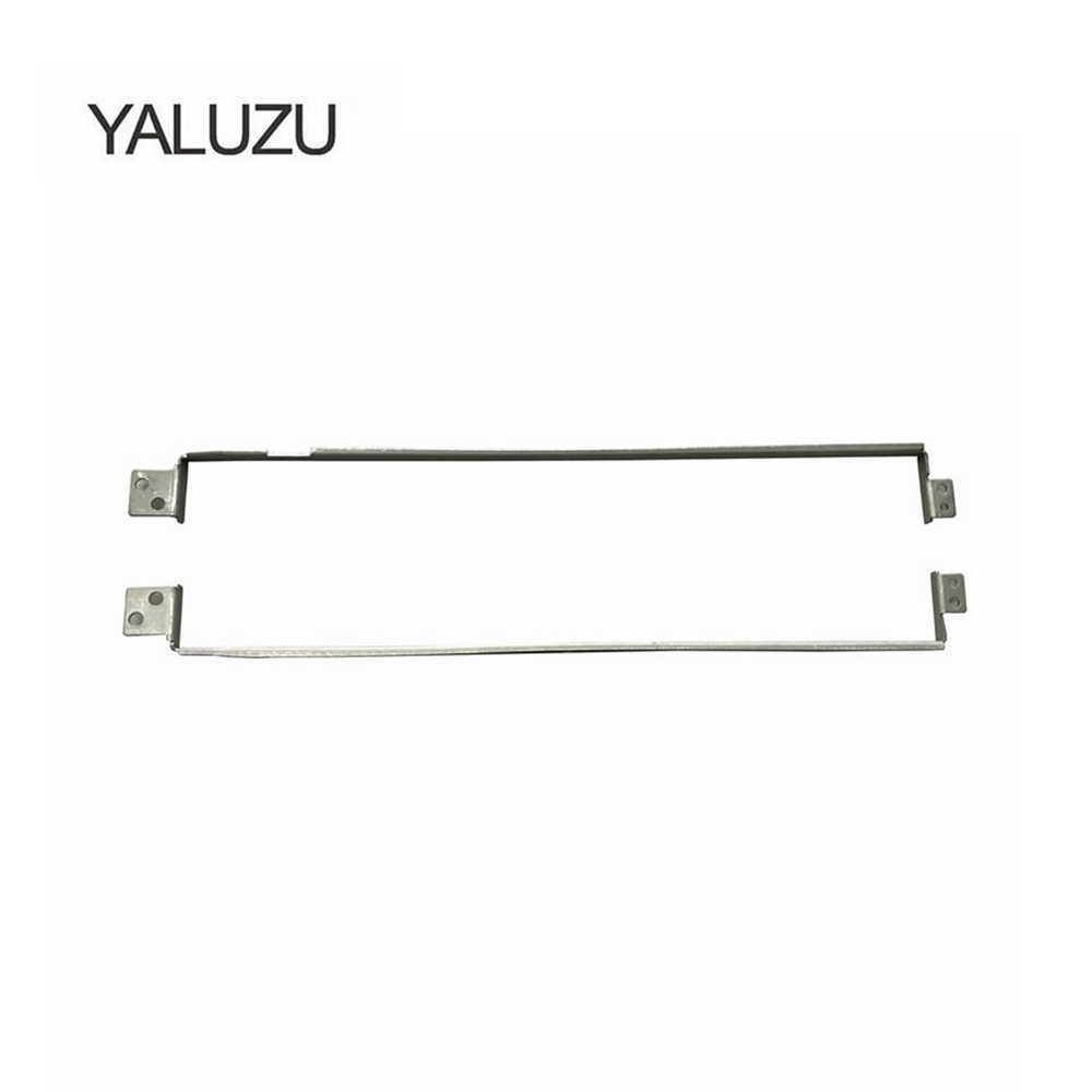 YALUZU New Laptop Lcd Hinges Kit For Samsung 270E4E 270E4V 300E4E 270E4U 275E4 NP270E4E NP270E4V NP270E4U NP300E4E LCD Hinges La