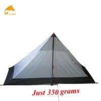 ちょうど 350/380 グラム 3F ul ギア 4 季節屋外夏のキャンプのテント