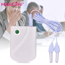 Mini Nose Rhinitis Massager Sinusitis Hay Fever Cure Low Frequency Pulse Laser Reliever Therapy Machine Health Care