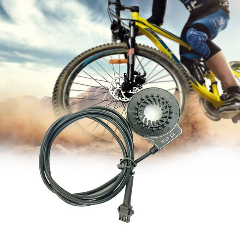 KT-V12 PAS System Speed Durable Components Magnet Electric Bike Easy Install Pedal Assist Sensor Accessories 12 Signals