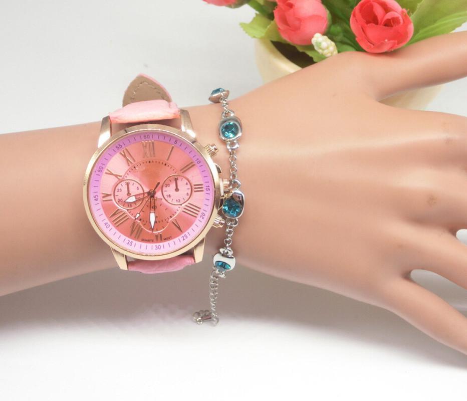 Hd548fad5a2f045da8d87240e207fcdb9L Women Ladies Fashion Bracelet Wrist Watch Wristwatches