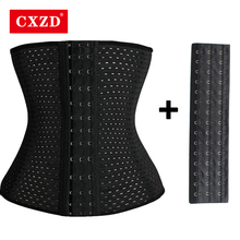 CXZD, высокая талия, тренажер для талии, фирма, контроль живота, Корректирующее белье, бесшовное нижнее белье, стринги, подтяжка ягодиц, размера плюс, сексуальное Корректирующее белье