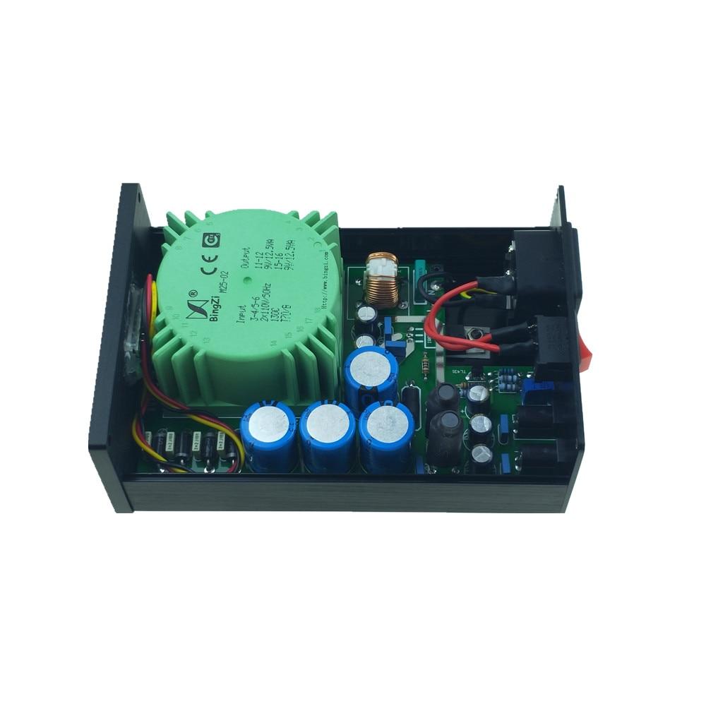 2019 HiFi PSU 15VA DC 5V 2.1A high-end Linear Power supply For XMOS Raspberry