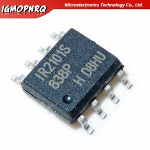 Image 1 - 10 sztuk IR2101S 2101RPBF SOP8 pakiet most sterowniki przełącznik zewnętrzny nowy oryginalny