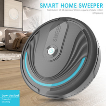 цена на Robot vacuum cleaner  for wet and dry cleaning robot vacuum mop Automatic Cleaner For Home Electric Rechargeable Cleaners