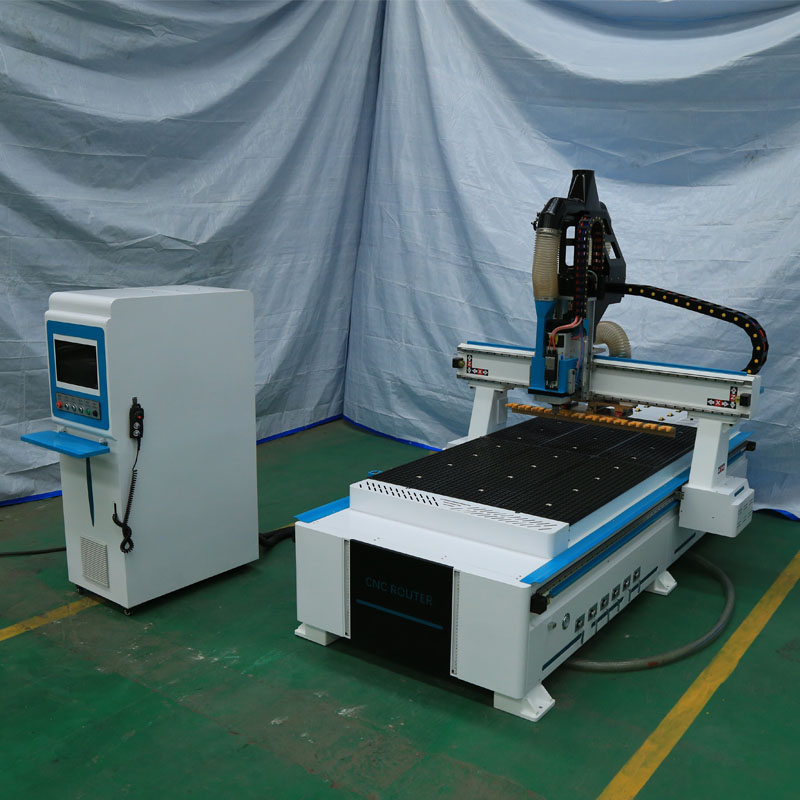 Auto Tool Changer Cnc Router For Woodworking Cnc Machine 1325 Atc Cnc Milling Machine For Mdf Wooden Furniture Working Center